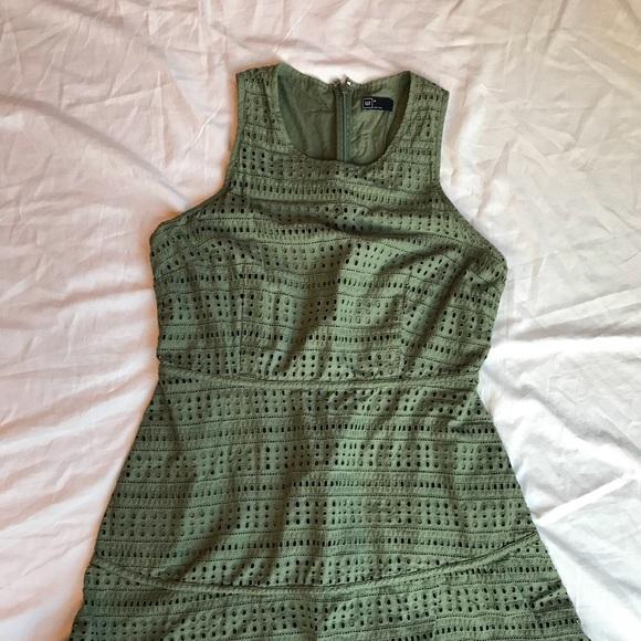 97d28711ef GAP Dresses   Skirts - GAP Eyelet Cotton Dress